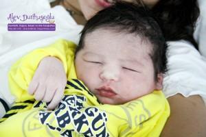 Mustafa Eren Tunç Doğum Fotoğrafları