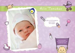 Alin Tomakan Doğum Fotoğrafları