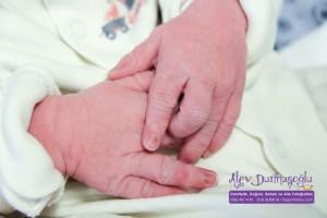 Kaan Ustamehmetoğlu Doğum Fotoğrafları