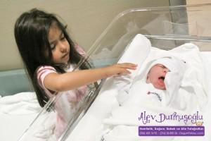 Cem Kocabaş Doğum Fotoğrafları