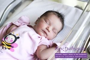 Alya Huz Doğum Fotoğrafları