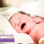 Aylin Öksüz Doğum Fotoğrafları