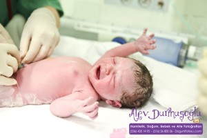 Bade Cezayirli Doğum Fotoğrafları