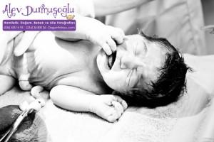 Doruk Çağatay Doğum Fotoğrafları