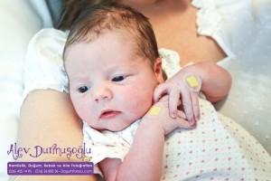 Ece Koçer Doğum Fotoğrafları