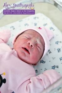 Fulya Akpınar Doğum Fotoğrafları