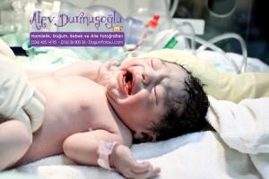 İnci Yahşi Doğum Fotoğrafları
