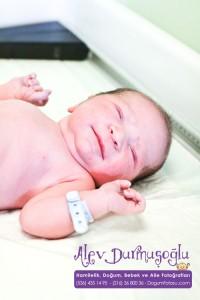 Muammer Toprak Kamalı Doğum Fotoğrafları