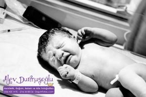 Ada Bozkurt Doğum Fotoğrafları