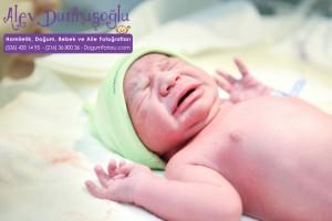Arda Bulut Doğum Fotoğrafları