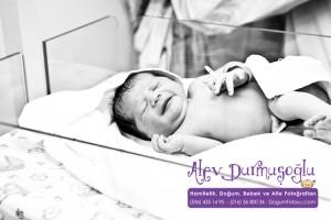 Bebek Küçükakyüz Doğum Fotoğrafları