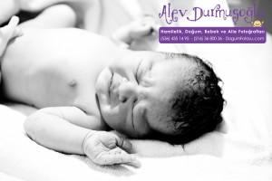 Elif Mira Arslan Doğum Fotoğrafları
