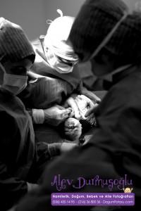 Demir Tüzün Doğum Fotoğrafları