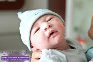 Meriç Erdinç Doğum Fotoğrafları