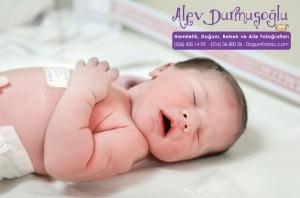 Derin Dinçer Doğum Fotoğrafları