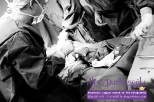 Kuzey Julien Herbin Doğum Fotoğrafları