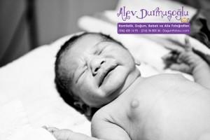 Sarp Şendur Doğum Fotoğrafları