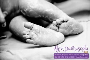 Ahmet Mert Tatlı Doğum Fotoğrafları