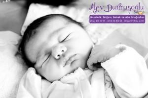 Elif Erçek Doğum Fotoğrafları