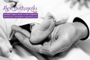 Ece Bozlak Doğum Fotoğrafları