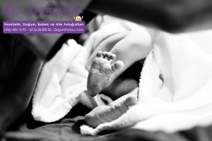 Ece Gündem Doğum Fotoğrafları