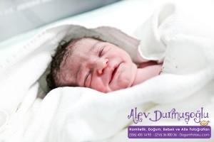 Melisa Tetik Doğum Fotoğrafları