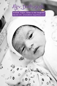 Rüzgar Karabacak Doğum Fotoğrafları