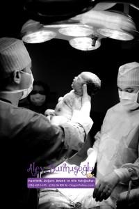 Çınar Tuncel Doğum Fotoğrafları