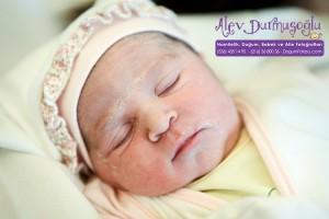 Defne Mira Salıcı Doğum Fotoğrafları