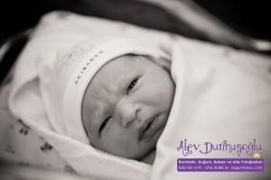 Eren Çevikol Doğum Fotoğrafları