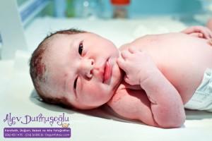 Birce Özdemir Doğum Fotoğrafları