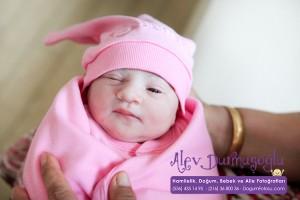 Bahar Fenercioğlu Doğum Fotoğrafları