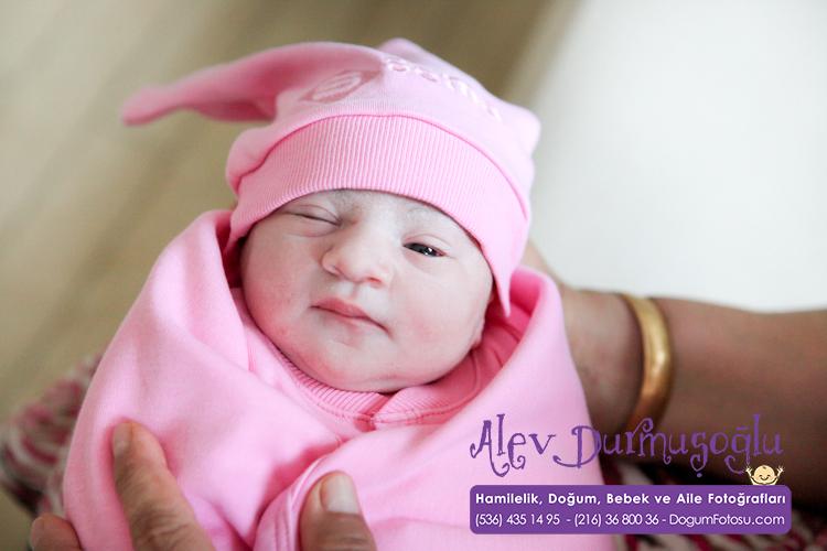 Bahar'ın Doğum Fotoğrafları