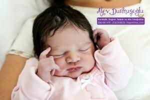 Beren Dark Doğum Fotoğrafları