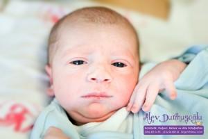 Demir Kahraman Doğum Fotoğrafları