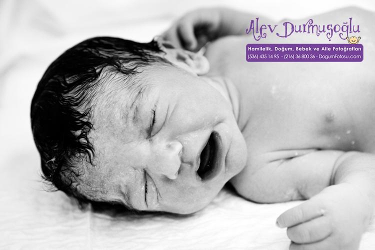 Arya'nın Doğum Fotoğrafları