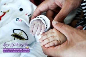 Arya Aydınlıoğlu Doğum Fotoğrafları