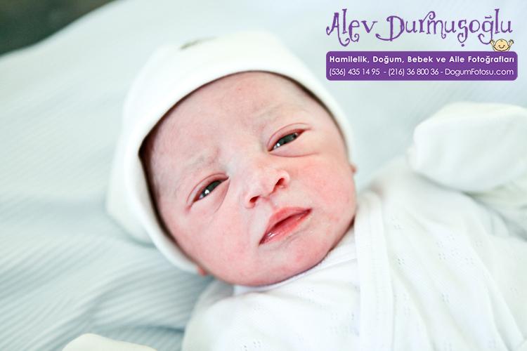Ali Uras'ın Doğum Fotoğrafları