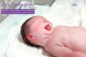 Doğa Coşkun Doğum Fotoğrafları