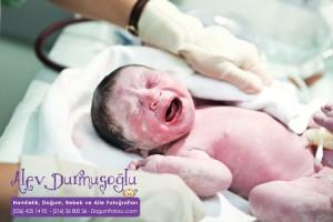 İrena Duru Küsmez Doğum Fotoğrafları