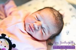Merve Güner Doğum Fotoğrafları