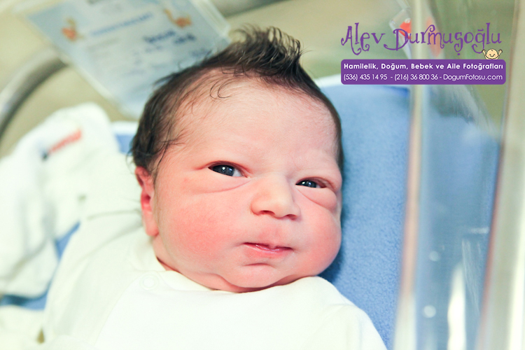 Poyraz'ın Doğum Fotoğrafları