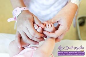 Zeynep Adan Doğum Fotoğrafları