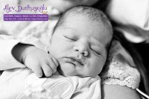 Mina Defne Erol Doğum Fotoğrafları