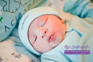 Tuna Aksu Doğum Fotoğrafları