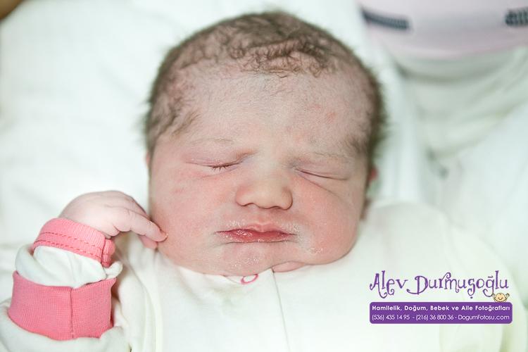 Asel'in Doğum Fotoğrafları