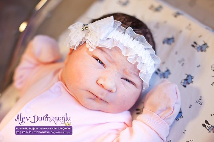 Melissa'nın Doğum Fotoğrafları