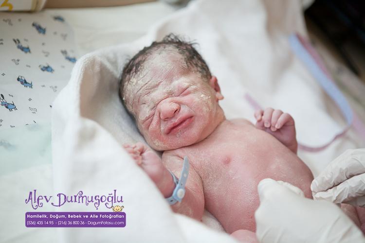 Korumalı: Aras'ın Doğum Fotoğrafları