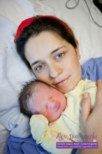 Aras Arslan Doğum Fotoğrafları