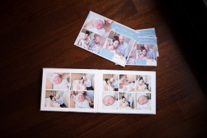 Doğum albümü & kartpostal
